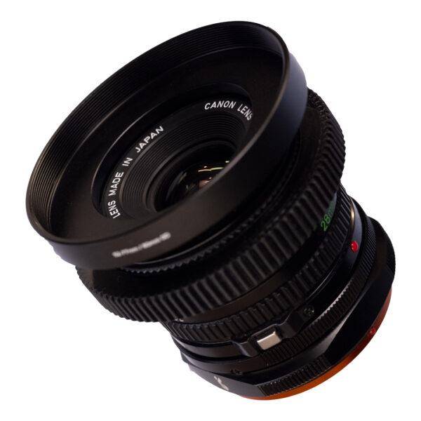 Canon FDn 28mm F2.8