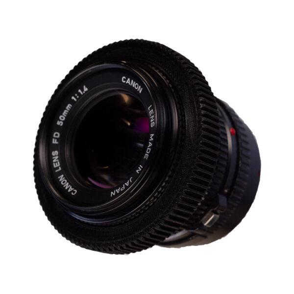Canon FD objectif