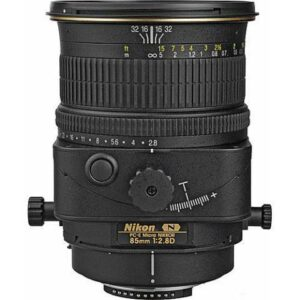 Nikon PC MICRO NIKKOR 85mm f/2.8D
