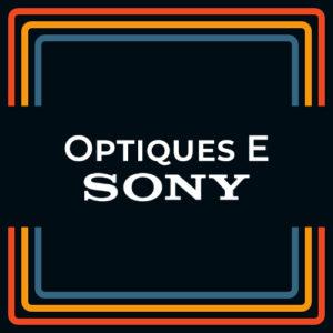 Optique Prime Sony Monture E