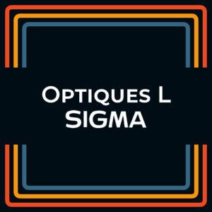 Optique SIGMA (L) Prime